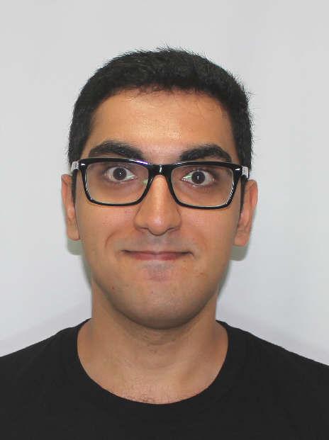 Rahmani, Arash John