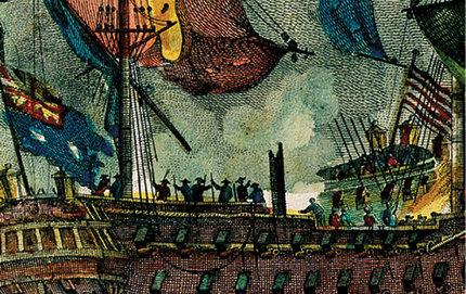 """American Identity at Sea"""